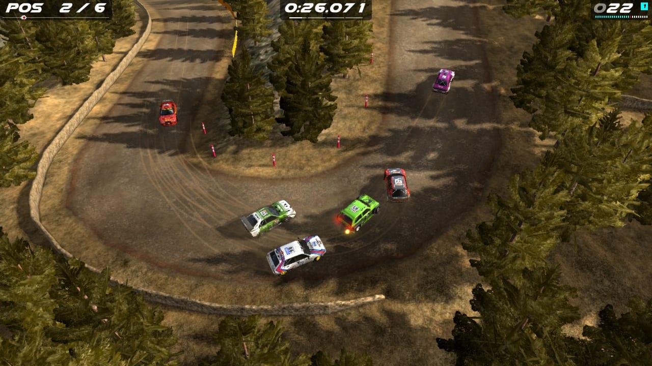 冲刺拉力赛起源(Rush Rally Origins)插图2
