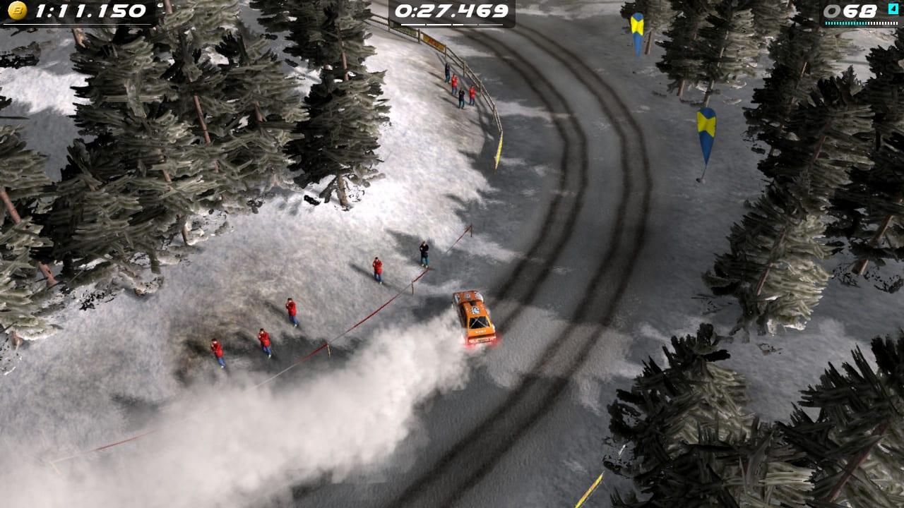 冲刺拉力赛起源(Rush Rally Origins)插图3