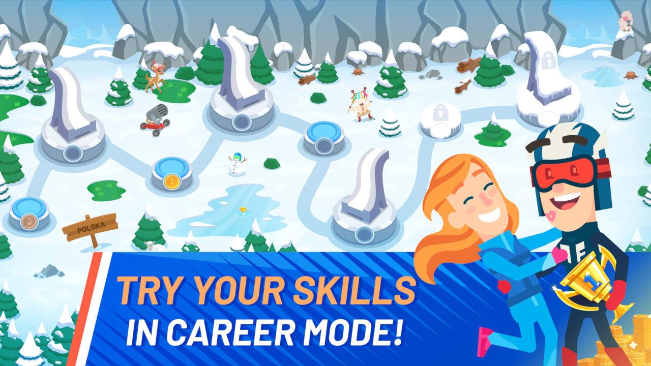跳台滑雪挑战赛(Ski Jump Challenge)插图1