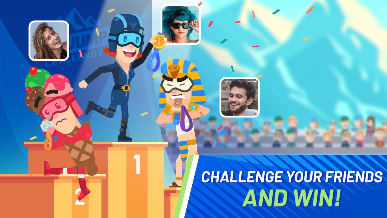 跳台滑雪挑战赛(Ski Jump Challenge)插图2