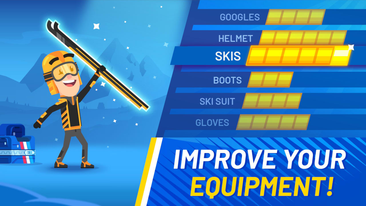 跳台滑雪挑战赛(Ski Jump Challenge)插图4