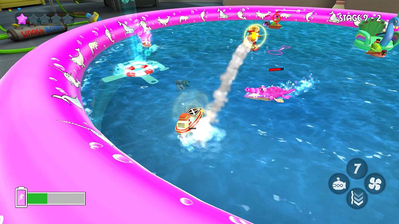 玩具船大乱斗(Smash Boats)插图1