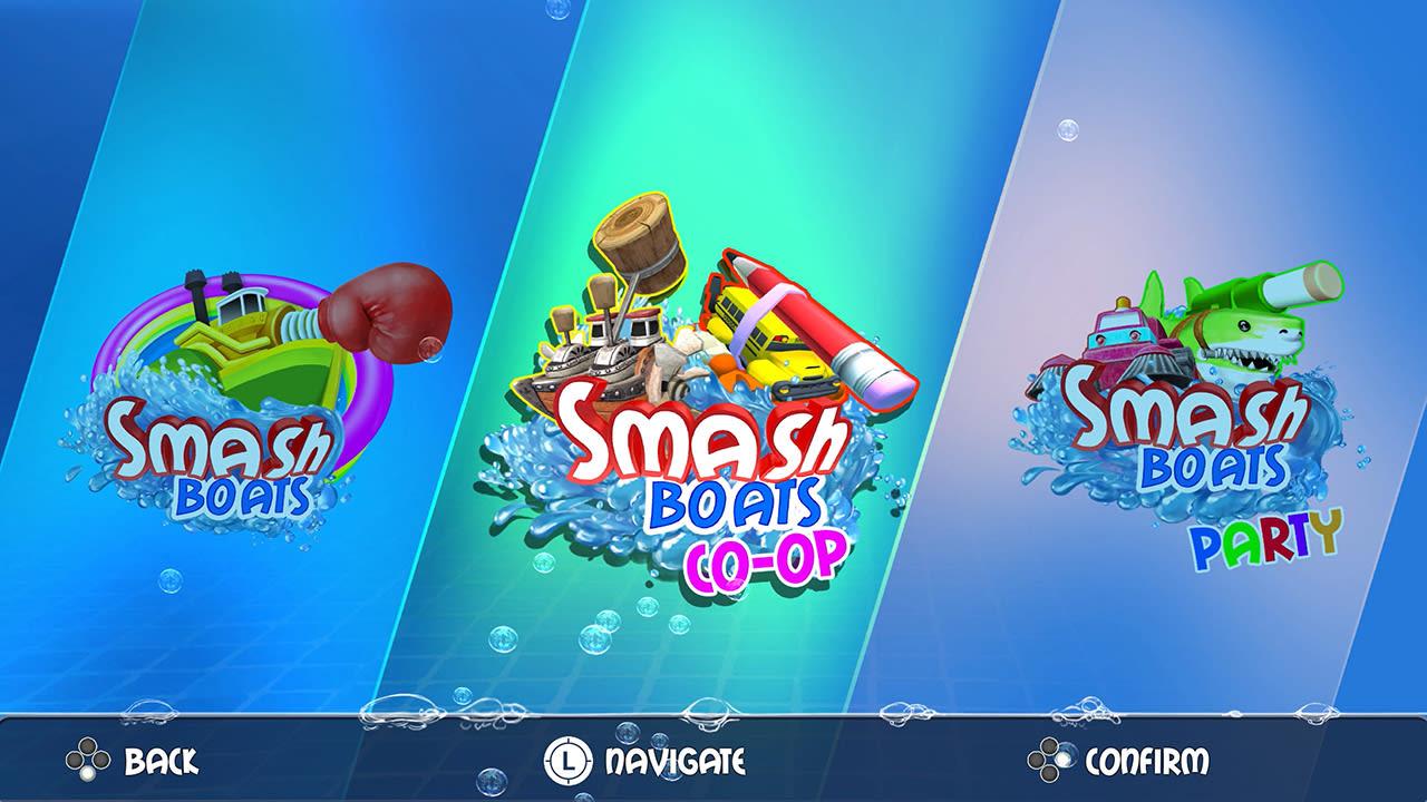 玩具船大乱斗(Smash Boats)插图2