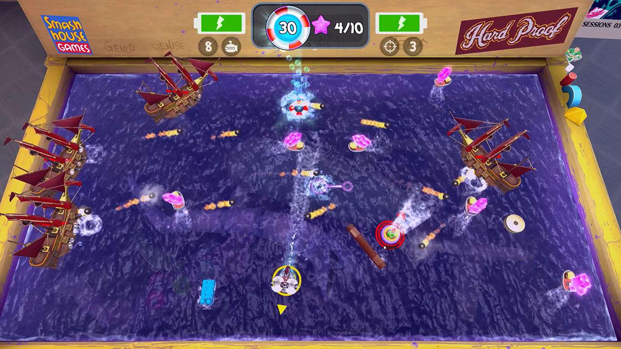 玩具船大乱斗(Smash Boats)插图3