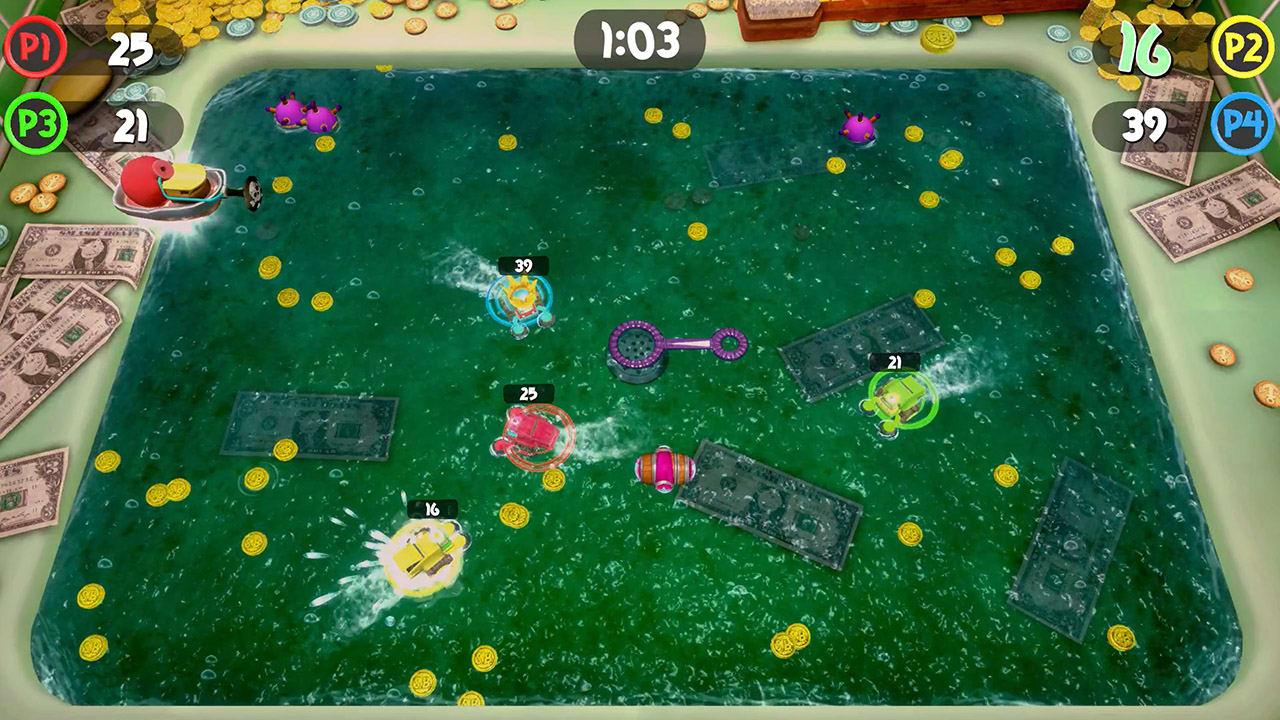 玩具船大乱斗(Smash Boats)插图4