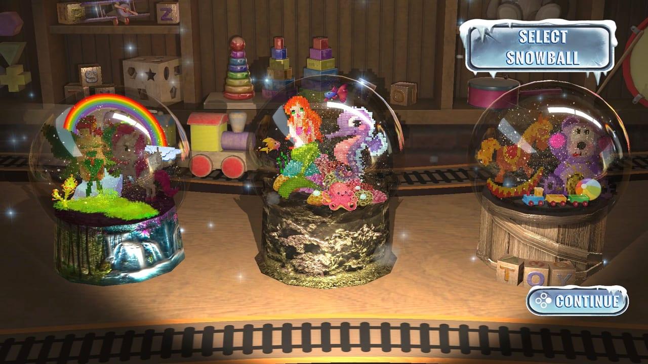 水晶球收藏家(Snowball Collections Bubble)插图1