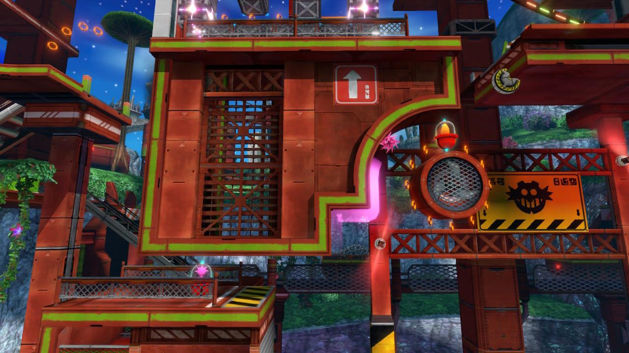 索尼克缤纷色彩:终极版(Sonic Colours: Ultimate)插图2