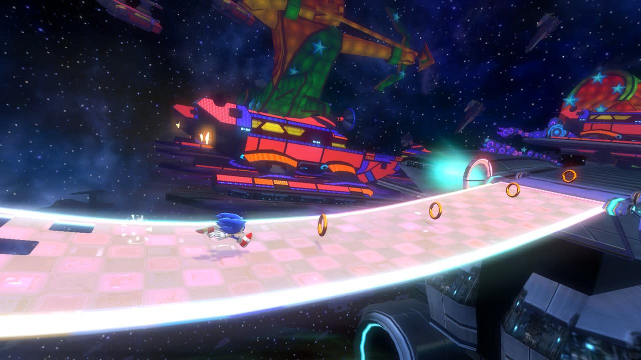 索尼克缤纷色彩:终极版(Sonic Colours: Ultimate)插图4
