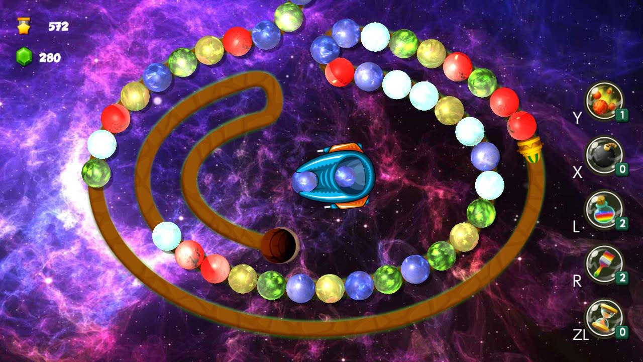 太空行星祖玛(Space Blast Zom A Matching Game)插图