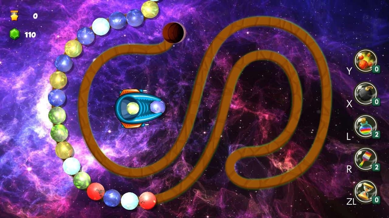 太空行星祖玛(Space Blast Zom A Matching Game)插图1
