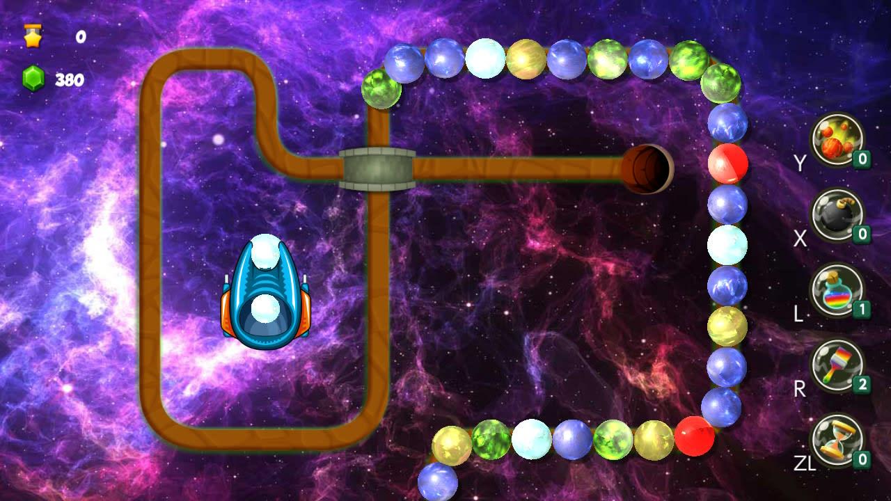 太空行星祖玛(Space Blast Zom A Matching Game)插图2