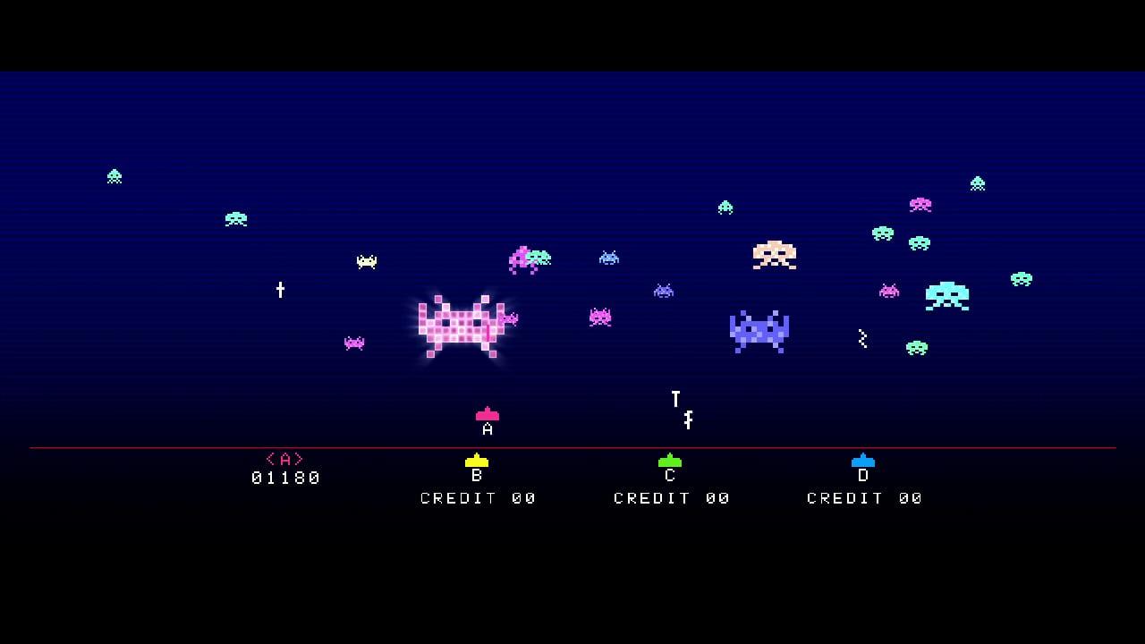 太空侵略者:无敌合集(SPACE INVADERS INVINCIBLE COLLECTION)插图1