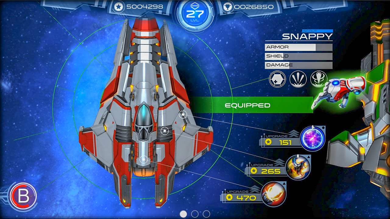 太空战士(space warrior)插图1