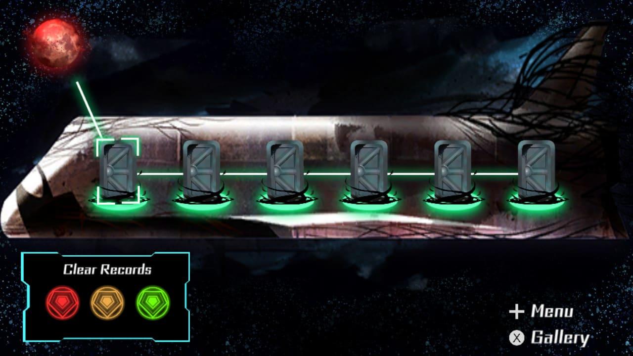 Spaceship Curse插图