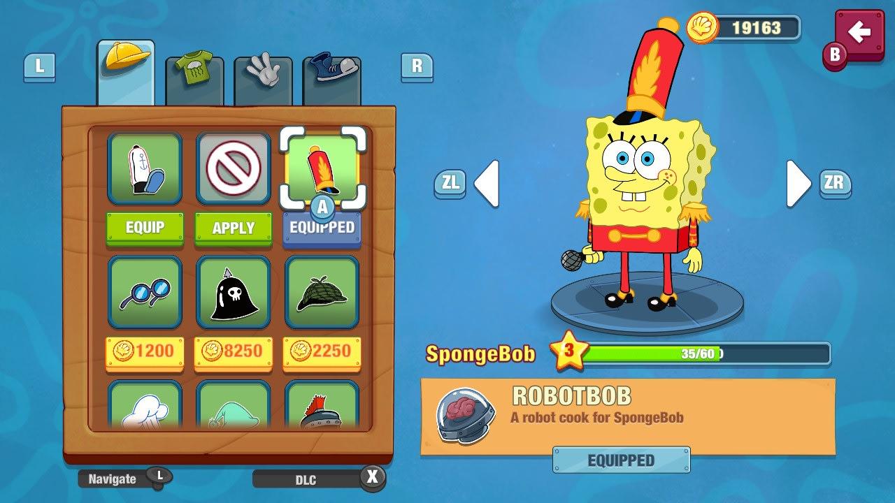 海绵宝宝:大闹蟹堡王(SpongeBob: Krusty Cook-Off)插图2