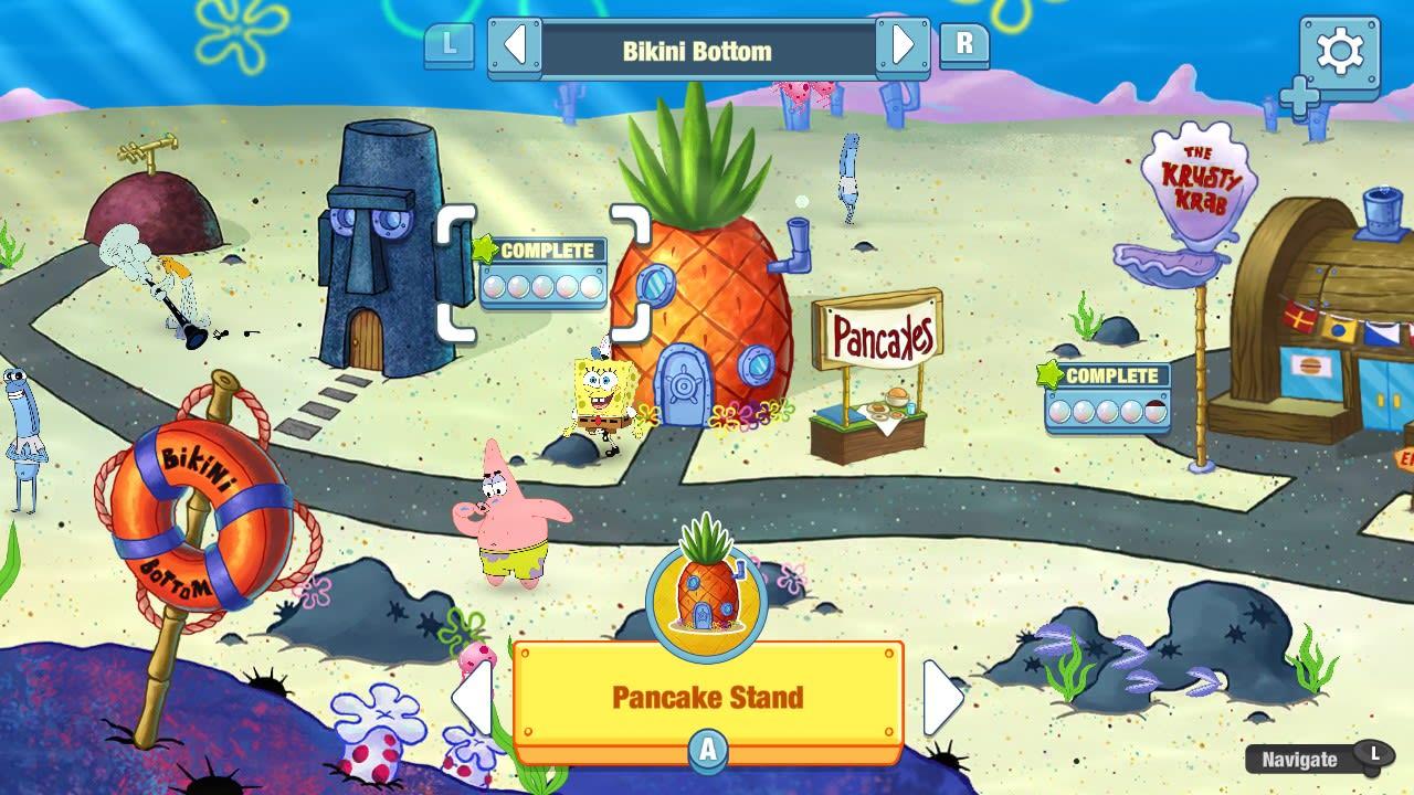 海绵宝宝:大闹蟹堡王(SpongeBob: Krusty Cook-Off)插图4