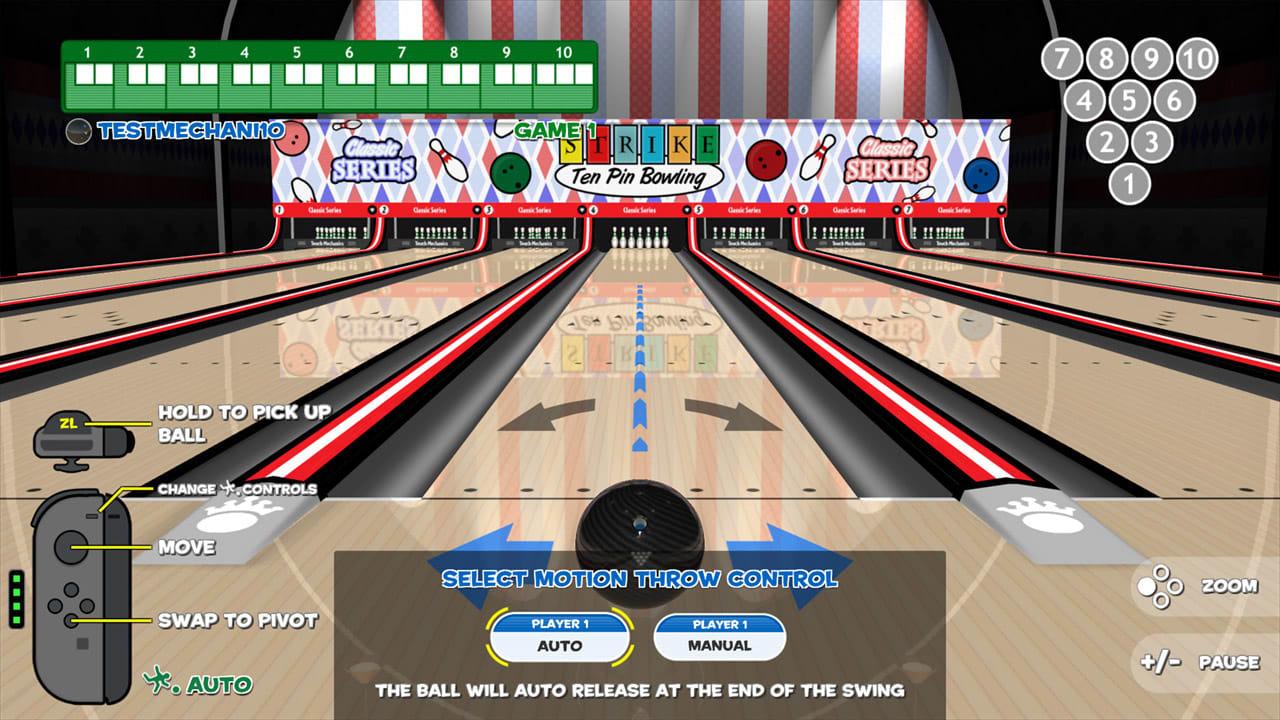 Strike! Ten Pin Bowling插图1