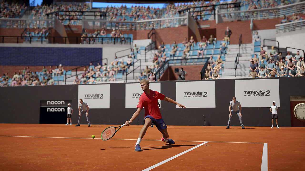 网球世界巡回赛2(Tennis World Tour 2)插图1
