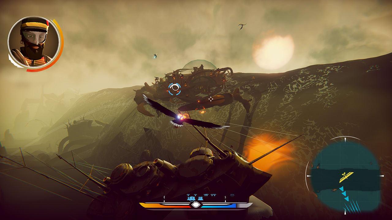空战猎鹰:战士版(The Falconeer: Warrior Edition)插图1