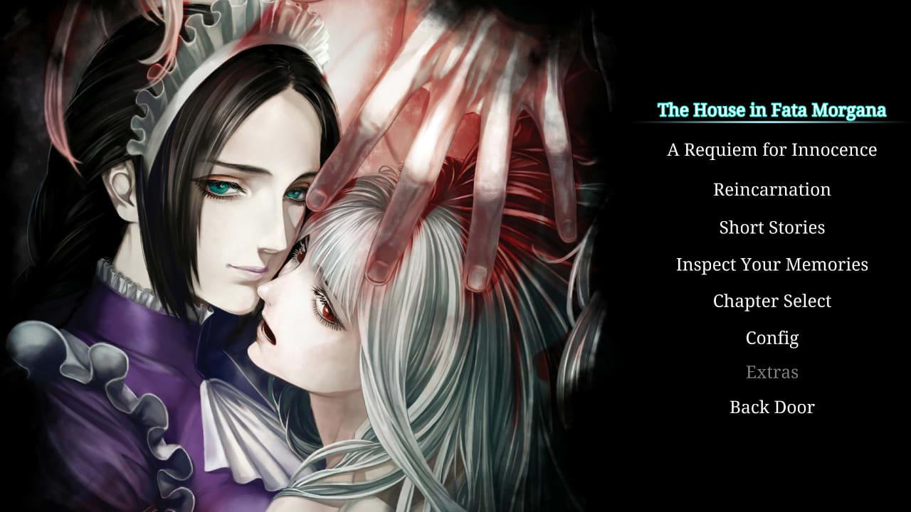 海市蜃楼之馆:梦境中的亡灵版(The House in Fata Morgana: Dreams of the Revenants Edition)插图