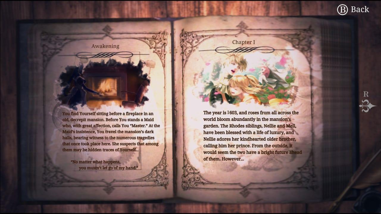 海市蜃楼之馆:梦境中的亡灵版(The House in Fata Morgana: Dreams of the Revenants Edition)插图1