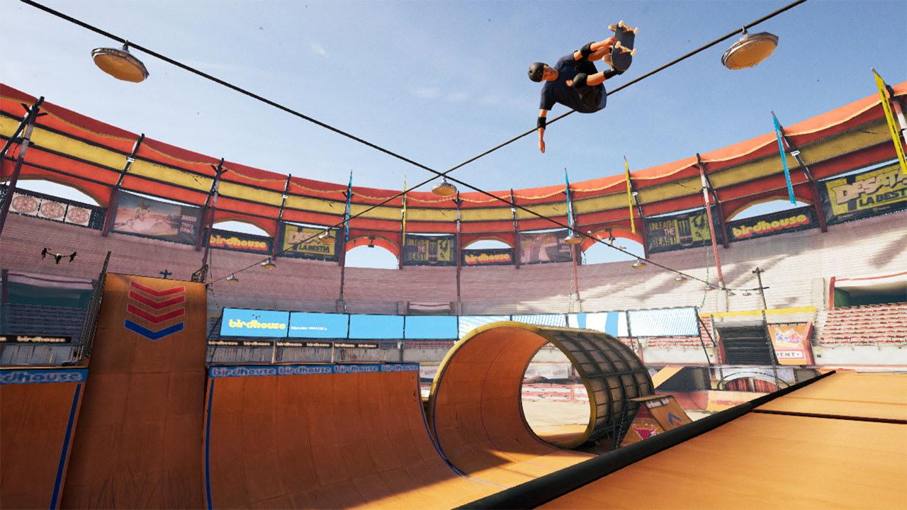 托尼·霍克:职业滑板手1 + 2(tony hawk's pro skater 1 + 2)插图2