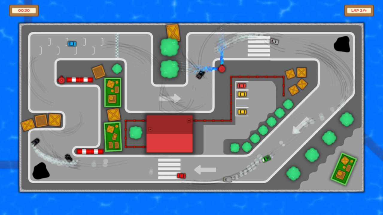 完全街机赛车(Total Arcade Racing)插图