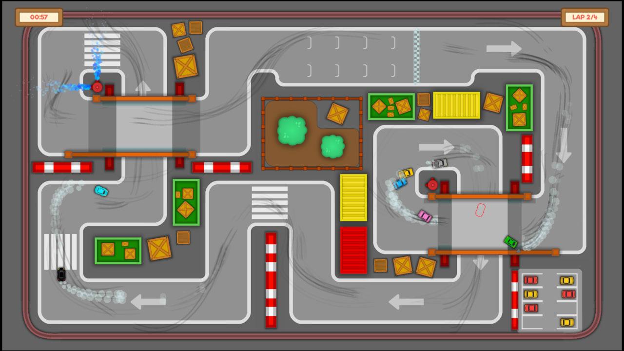 完全街机赛车(Total Arcade Racing)插图1