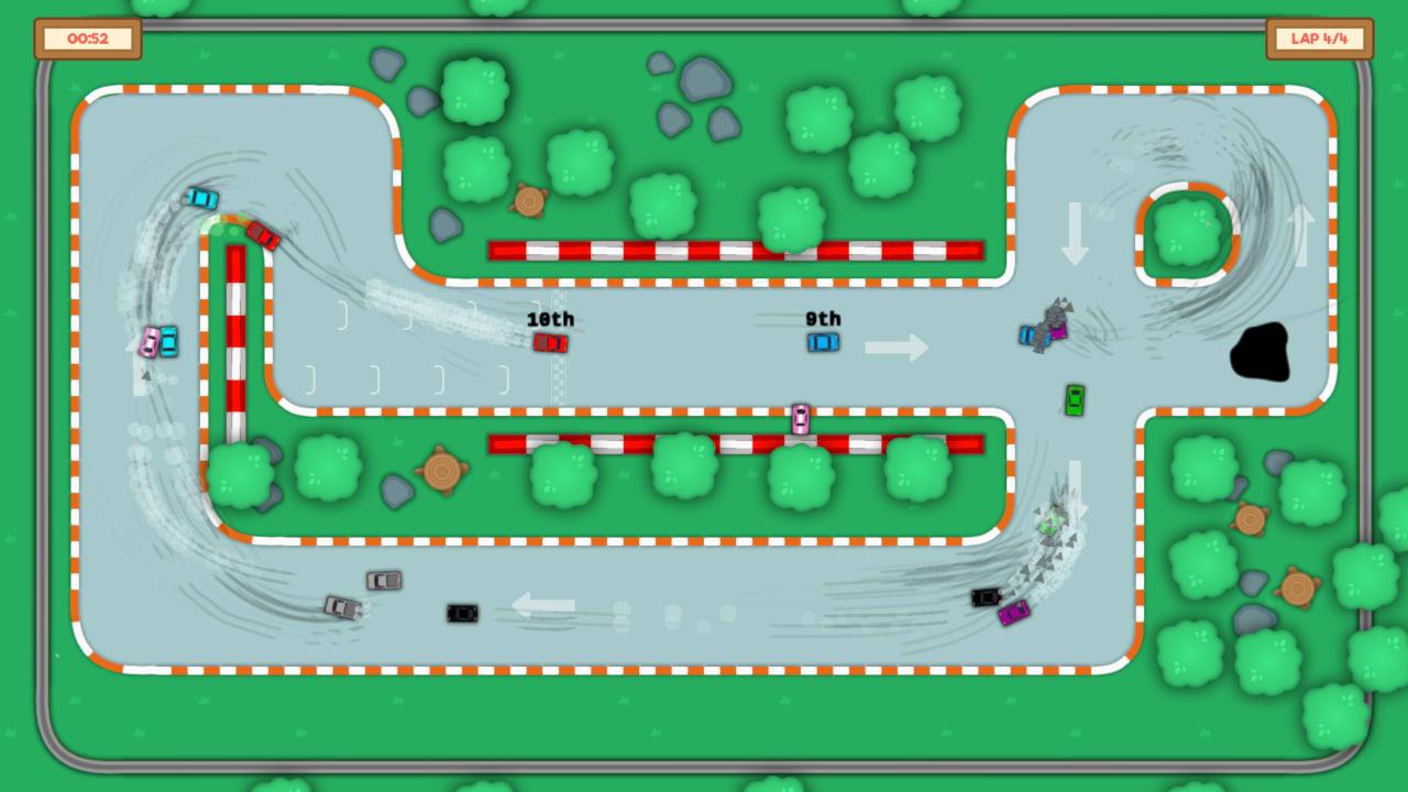 完全街机赛车(Total Arcade Racing)插图2