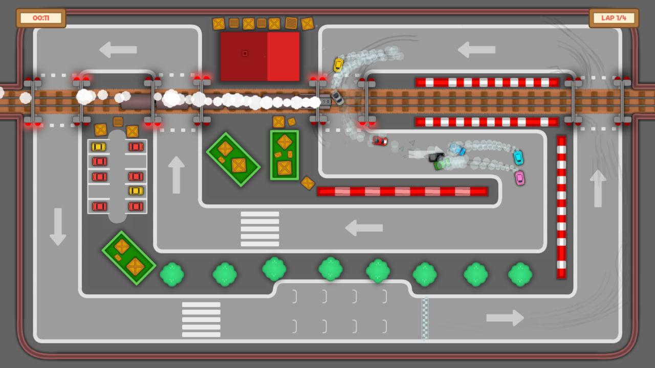 完全街机赛车(Total Arcade Racing)插图3