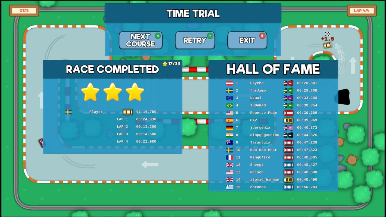 完全街机赛车(Total Arcade Racing)插图4