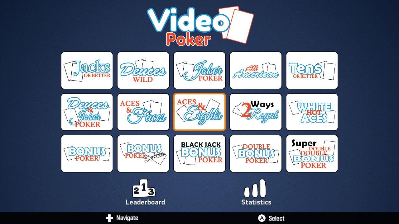 电子扑克合集(Video Poker Collection)插图