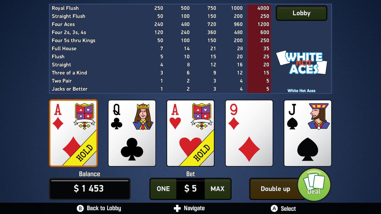 电子扑克合集(Video Poker Collection)插图2