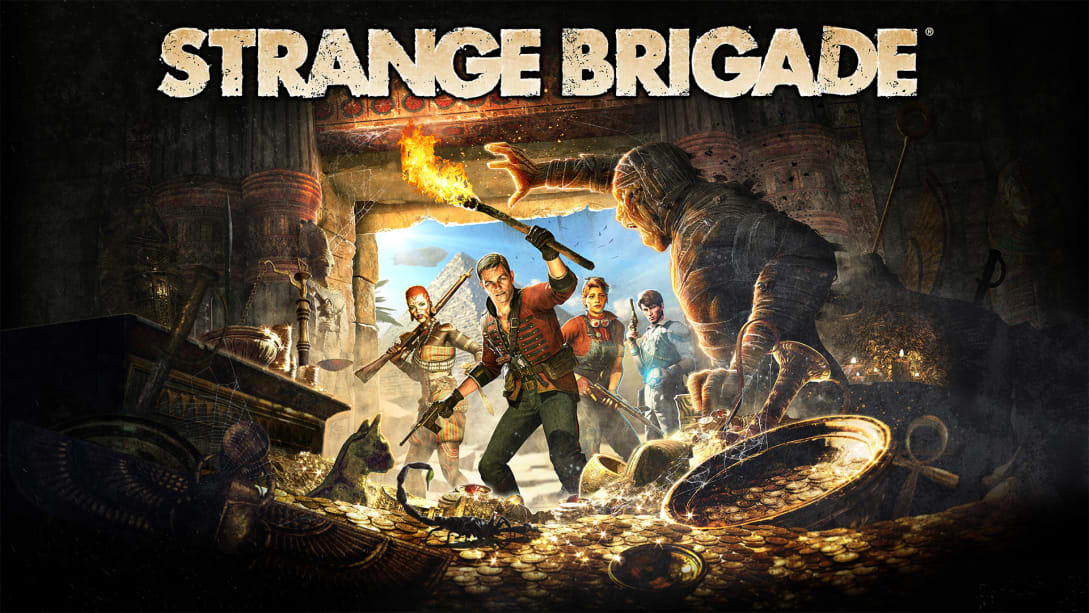 Launch Trailer για το Strange Brigade