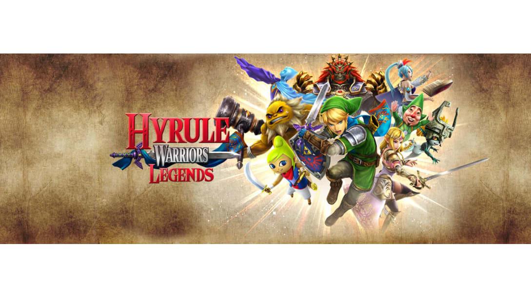 hyrule warriors legends for nintendo 3ds - nintendo game