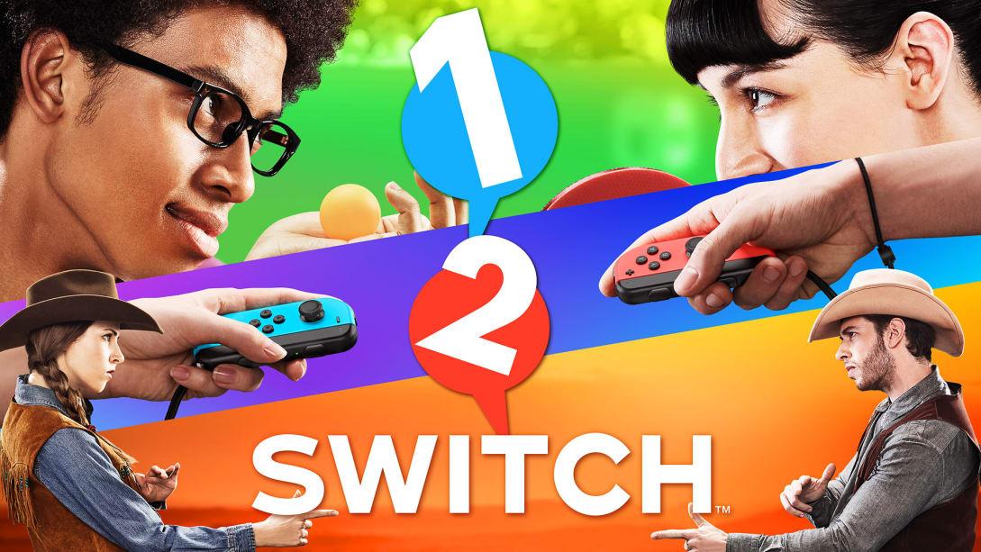 Buy Nintendo Switch 1-2-Switch