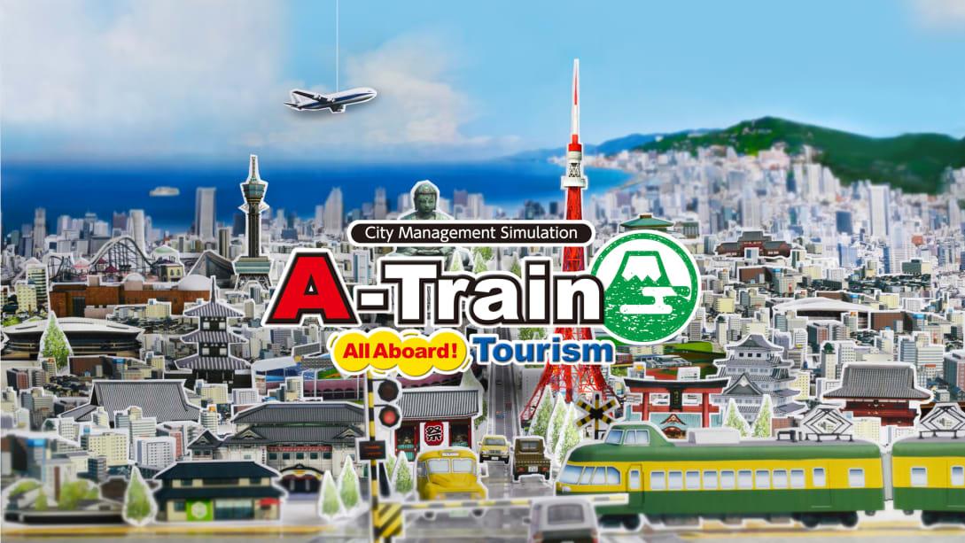 A列车 开始观光计划(A-Train All Aboard Tourism)插图5