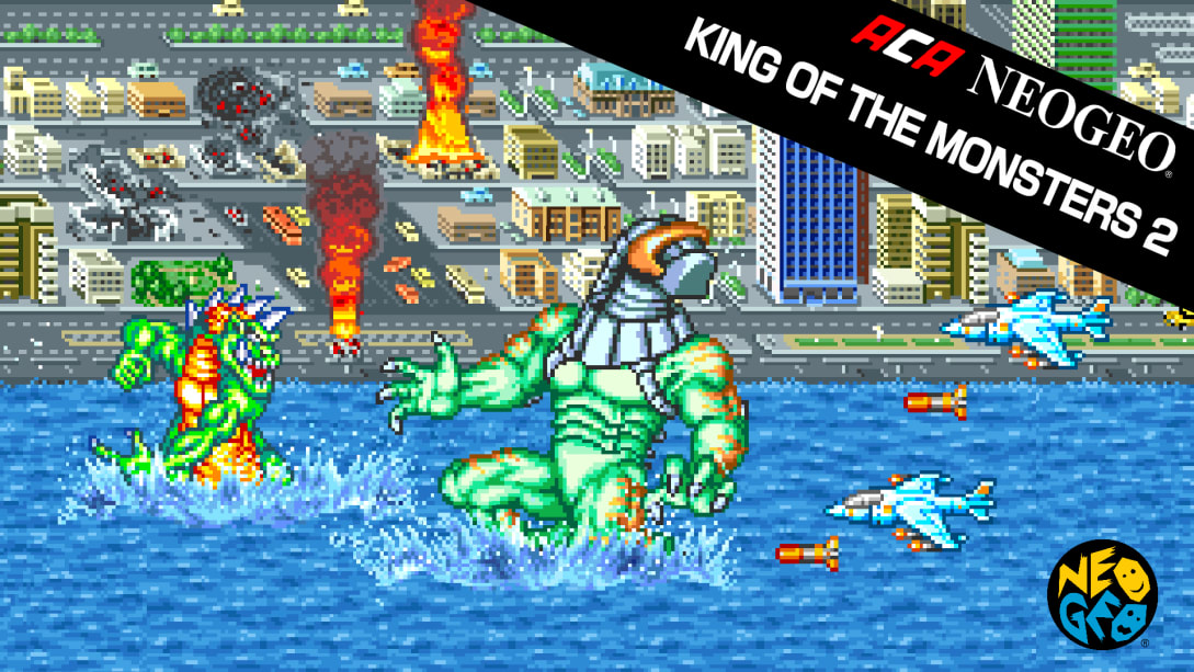魔兽之王2(ACA NEOGEO KING OF THE MONSTERS 2)插图6