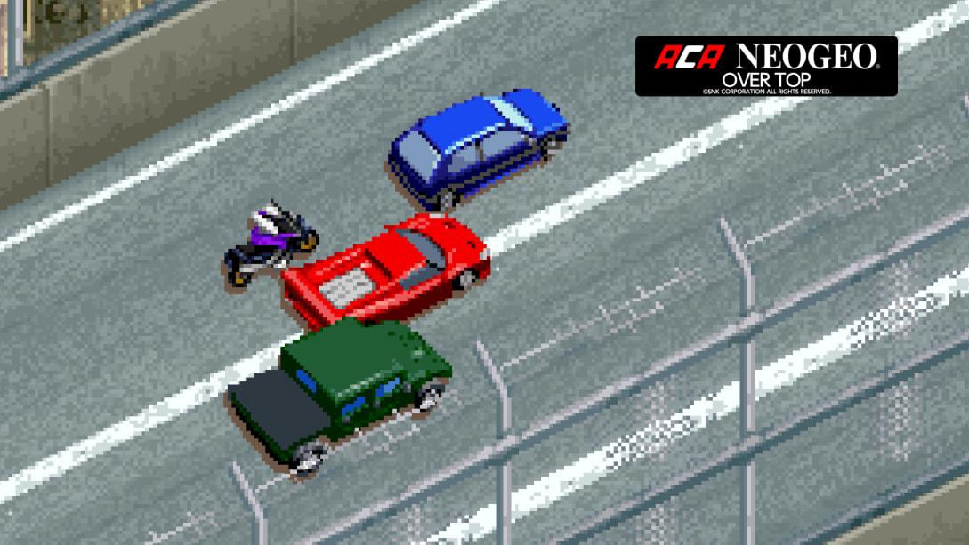 越野赛车(ACA NEOGEO OVER TOP)插图6