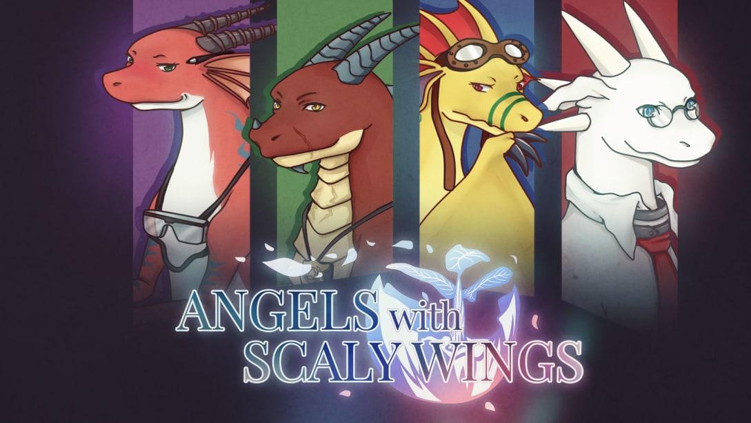 鳞翼天使(Angels with Scaly Wings)插图5