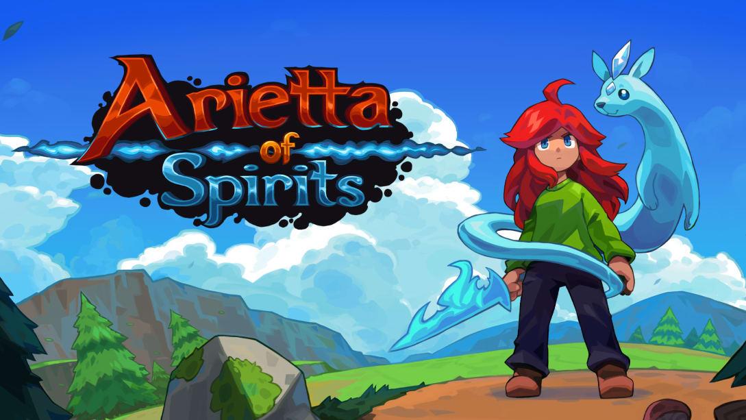 灵魂的艾瑞特(Arietta of Spirits)插图5