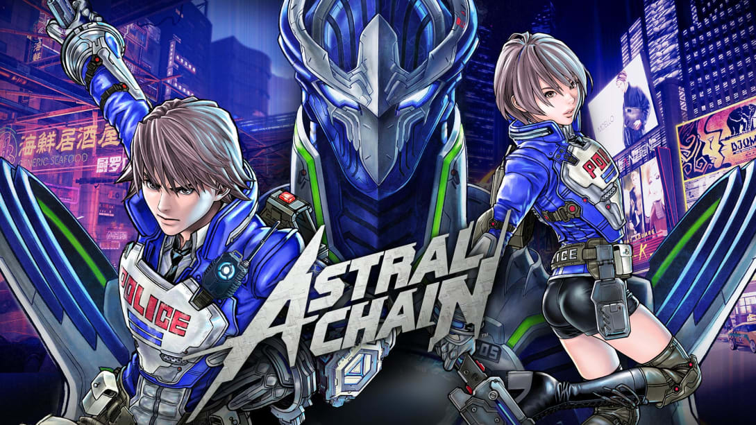 Nintendo Switch Astral Chain