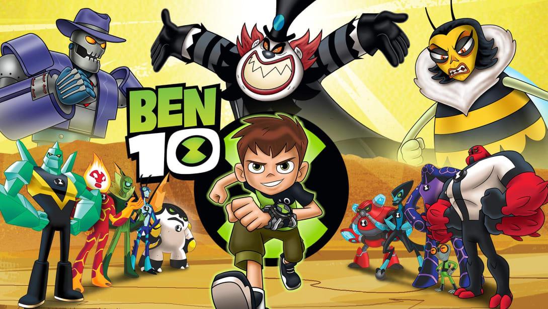 Buy Nintendo Switch Ben 10