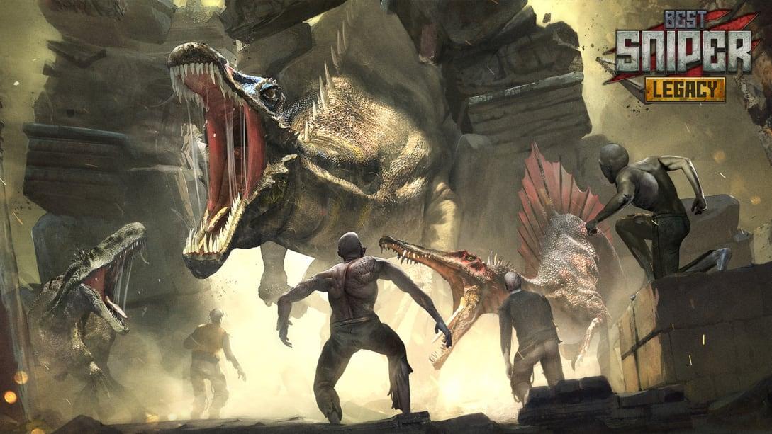 最佳狙击手遗产:恐龙猎杀 & 3D 射击插图6