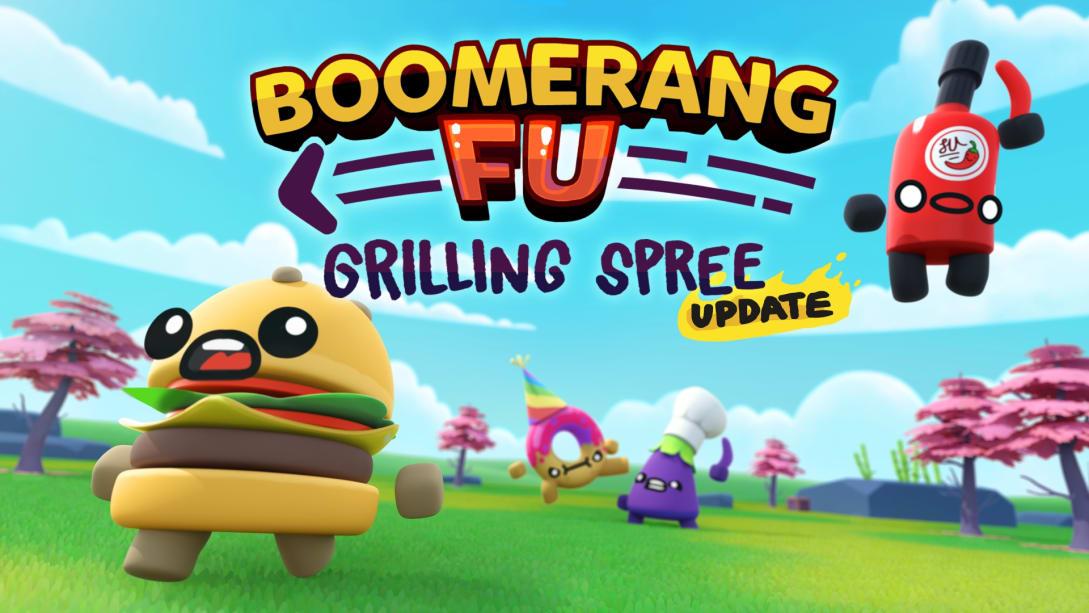 随动回旋镖(Boomerang Fu)插图6