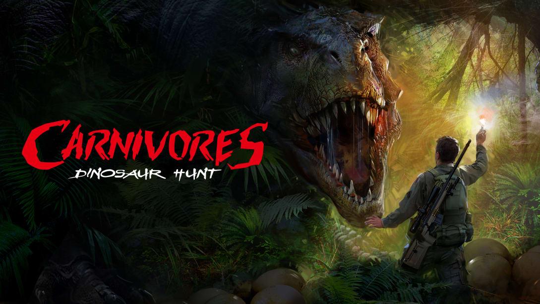 食肉动物:猎杀恐龙(Carnivores: Dinosaur Hunt)插图5