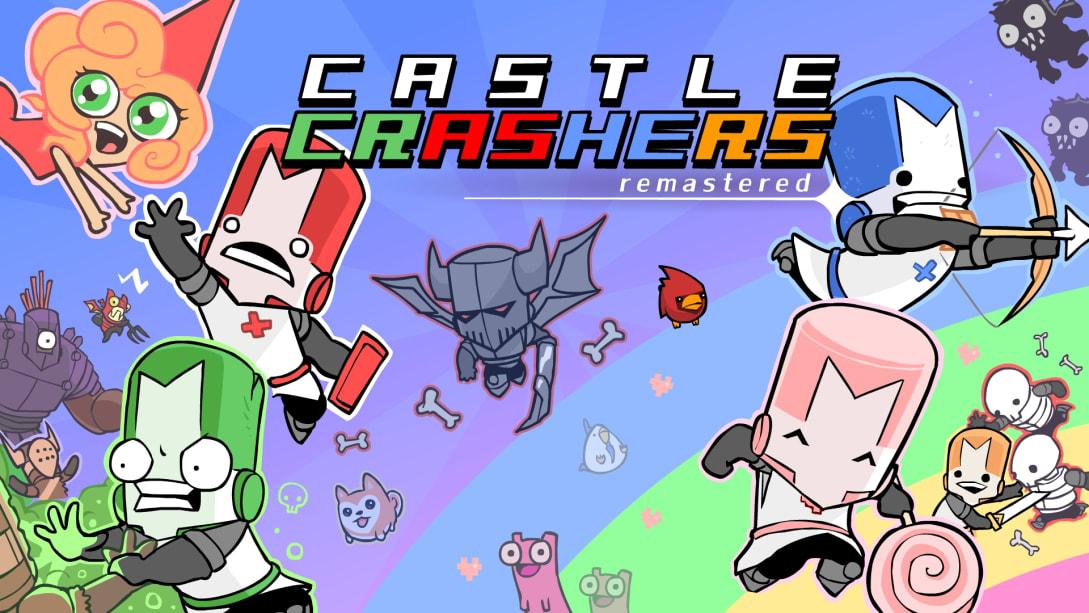 城堡破坏者:重制版(Castle Crashers Remastered)插图6