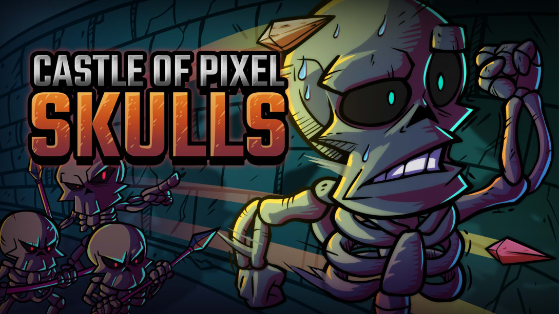 像素骷髅城堡(Castle Of Pixel Skulls)插图5