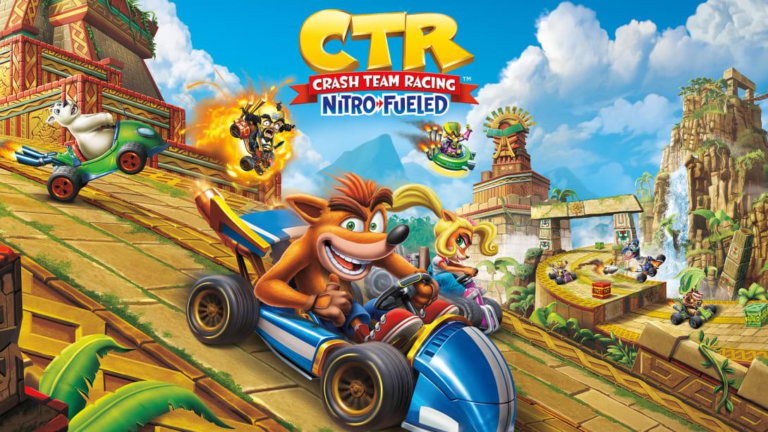 古惑狼赛车 重制版(Crash Team Racing Nitro-Fueled)插图5
