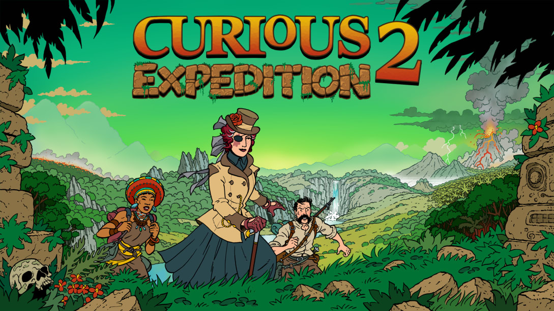 奇妙探险队2(Curious Expedition 2)插图6
